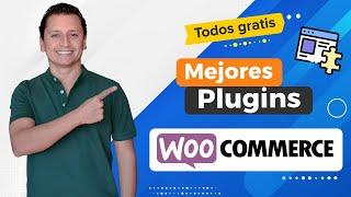 Mejores Plugins WooCommerce ✅ Plugins Gratis Tienda Online