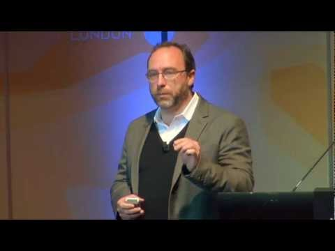 ISOC INET 2012: Jimmy Wales shares the story of Wikipedia