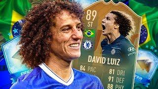 Baixar THE BEST FLASHBACK CARD EVER?! 89 STRIKER FLASHBACK DAVID LUIZ! FIFA 19 Ultimate Team