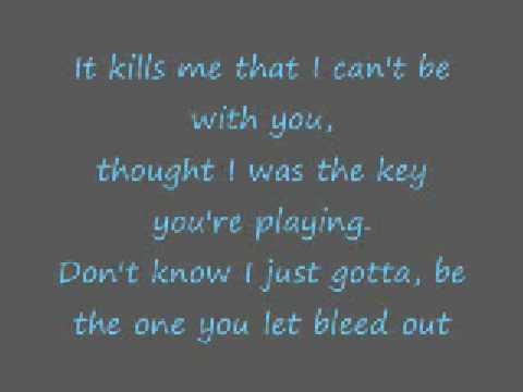 Chris Brown - Electric Guitar With Lyrics
