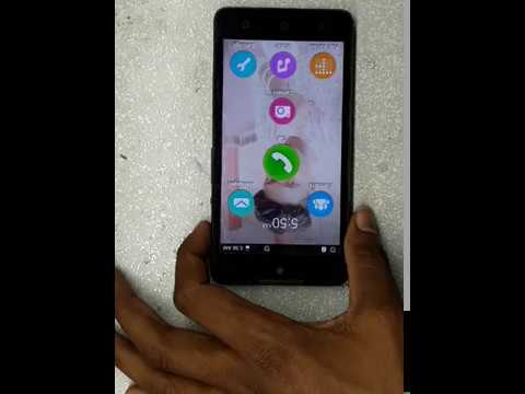 Micromax Q340 touch plate chang हिन्दी में