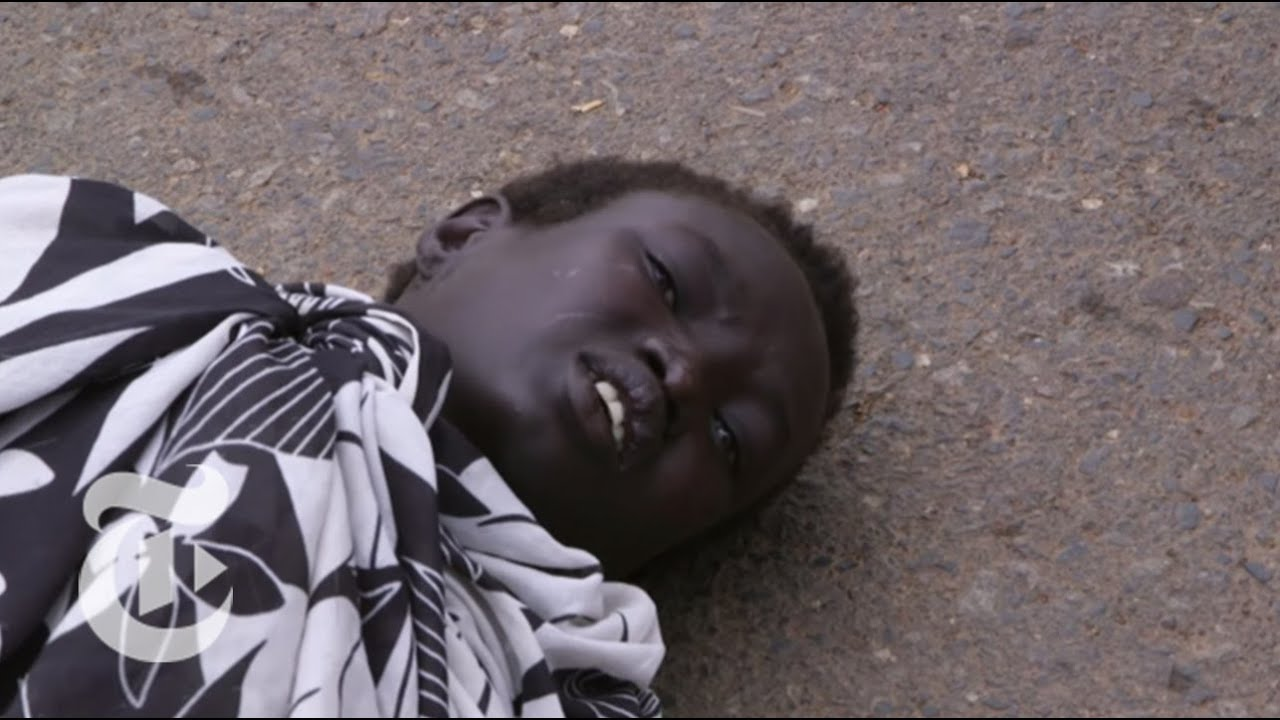 Starving on the Streets in South Sudan | The New York Times