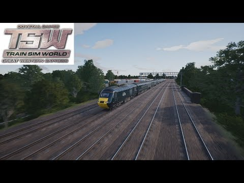 Train Sim World Great Western Express: Drag Line Part 2