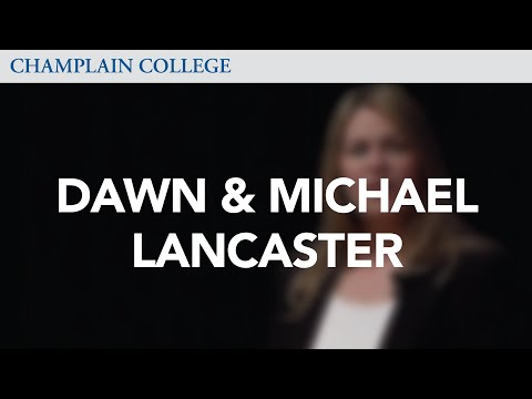 Dawn and Michael Lancaster: Speaking from Experience