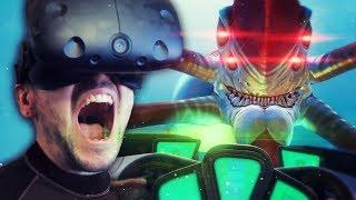 SUBNAUTICA IN VR! | Subnautica - Part 23 (Full Release)