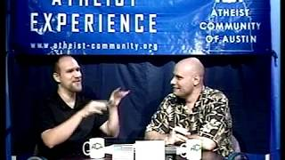 Evolutionary Worldview | Atheist Experience 351