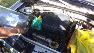 моем двигатель своими руками и самодельной мини мойкой