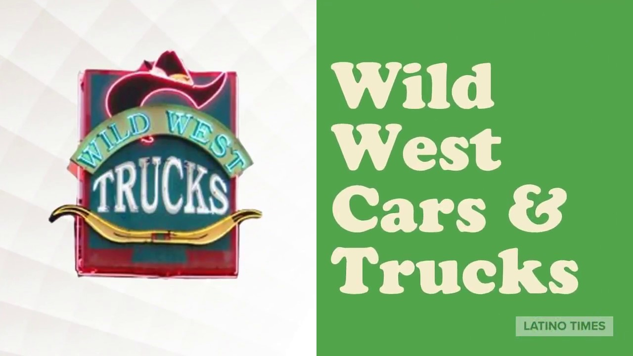 Wild West Cars And Trucks >> Latino Times Video Promo For Wild West Cars Trucks Youtube