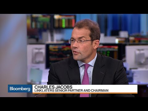 Linklaters Chairman Says China Is a Massive M&A Player