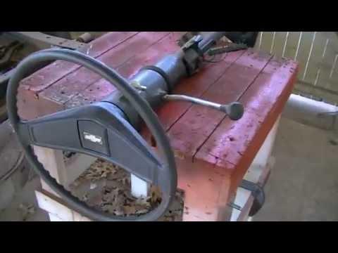 Wiring Diagram For 1985 Chevy Truck Fiero Part 1 Gm Steering Column Repair - Youtube