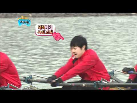 Infinite Challenge, Rowing(2) #07, 조정(2) 20110423