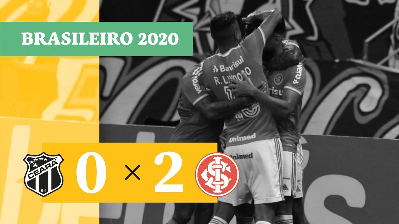Сеара  0-2  Интер Порту-Алегри видео