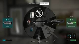Deus Ex: Mankind Divided - Neon Nights Behind Our Backs: N0 33 Apt 202 Pocket Secretary 'Navy Neon'