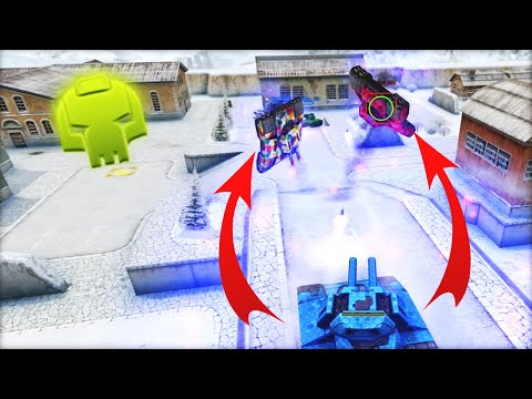 Tanki Online - Juggernaut Team Mode Highlights #5 | EPIC!!!