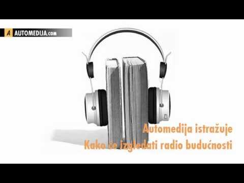Automedija Istražuje: Kako će Izgledati Radio Budućnosti