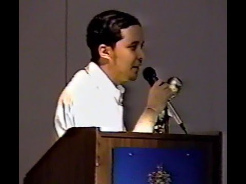 Berkeley College  - Danny's Speech