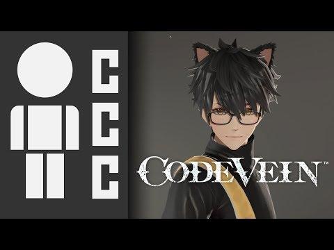 Code Vein Character Creator Critique - Stylish Anime