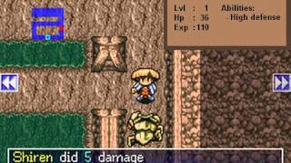 Mystery Dungeon: Shiren the Wanderer | Fay's Puzzle 1-10