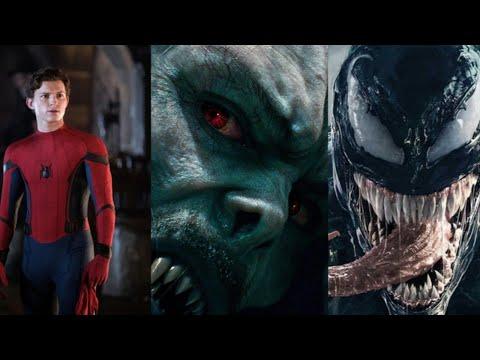 Морбиус и Человек Паук 3 отложены, Веном 2 пока в строю   Кино и Кофе