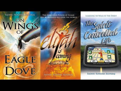 Books Written and Revealed by God to Sadhu Sundar Selvaraj