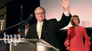 Wagner wins GOP gubernatorial primary, to face Wolf in November