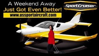 SportCruiser, light sport aircraft from U.S. Sport Aircraft