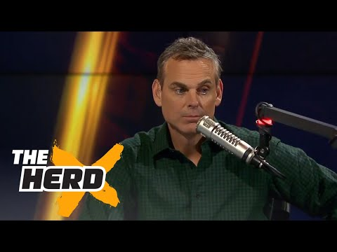 Conor McGregor's full interview with Colin Cowherd | THE HERD