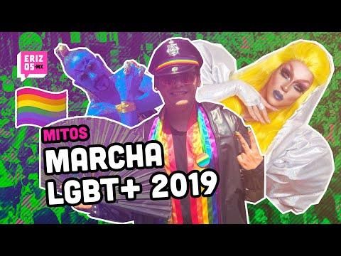 Marcha del orgullo LGBT+ 2019 | Especial | Erizos