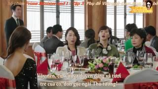 [YAVN][Vietsub] Thủ tướng và tôi - Tập 3