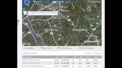 How to use Map Search to Find New Homes in Fairfax County