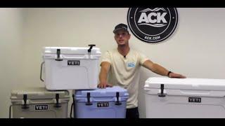 ACK Product Focus: YETI Coolers