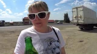 Переезд в Краснодар(Фильм 10). Трасса Самара - Саратов