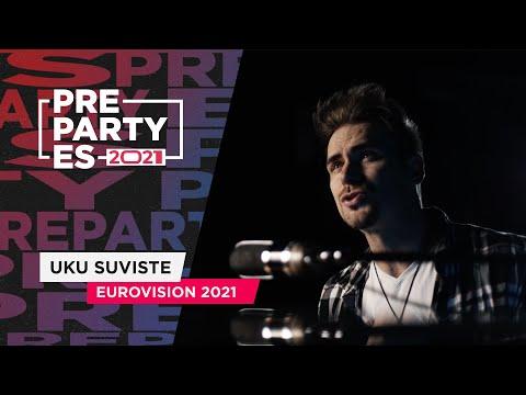 Uku Suviste - The Lucky One - Estonia 2021 ??   PrePartyES21