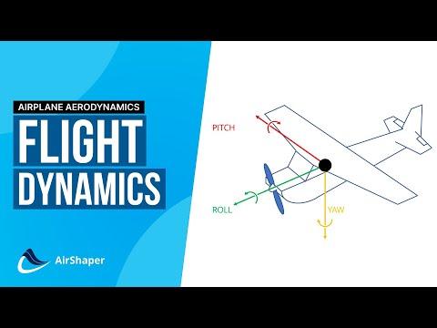 Airplane design #2 - Flight Dynamics
