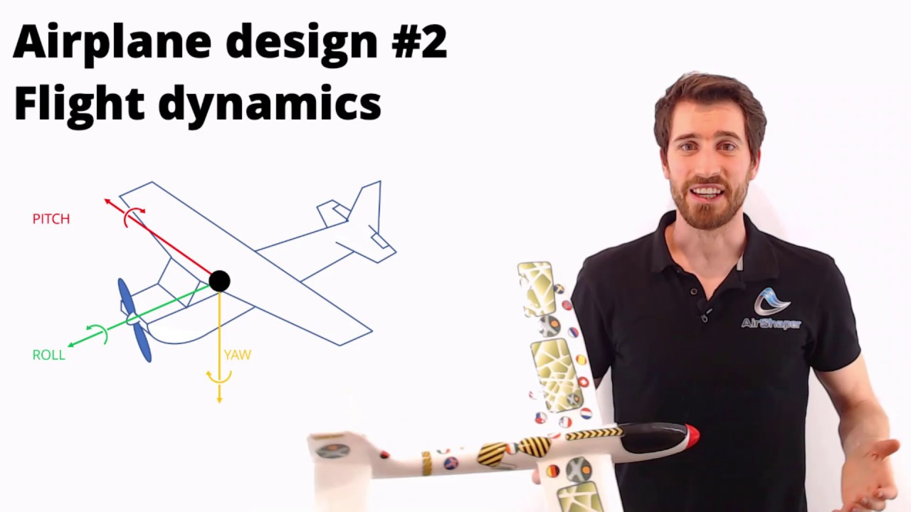 Airplane design #2 - Flight Dynamics