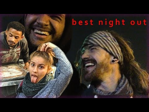 CAIRO NIGHT OUT WITH TOURISTS !!! (ft. Barefoot Dreamer) { S