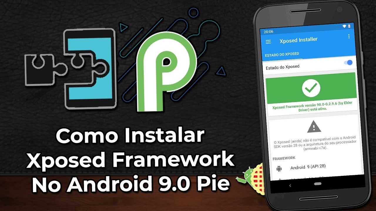 Best Xposed Modules 2020 XPOSED FRAMEWORK PARA ANDROID 9.0 PIE! Como Instalar Xposed
