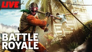 Dying Light Bad Blood Early Access Battle Royale