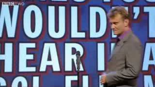 First Look: Lines You Wouldn't Hear in a Sci-Fi Film - Mock the Week - BBC Two