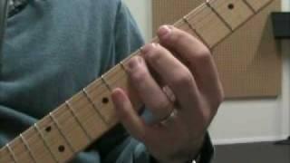 12 Bar Blues Progressions - I, IV, V