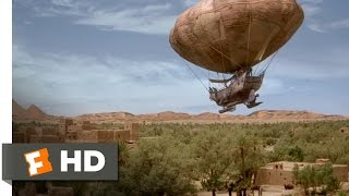 The Mummy Returns (6/11) Movie CLIP - Blimp Ride (2001) HD