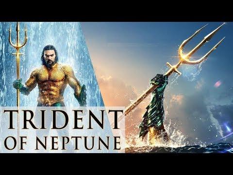 AQUAMAN   TRIDENT OF NEPTUNE (POSEIDON)   DCEU & Greek Mythology #1   Myth Stories