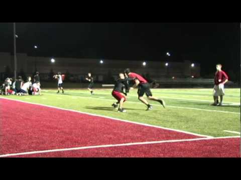Football Training-Quarterbacks, Wide Receivers, all positions