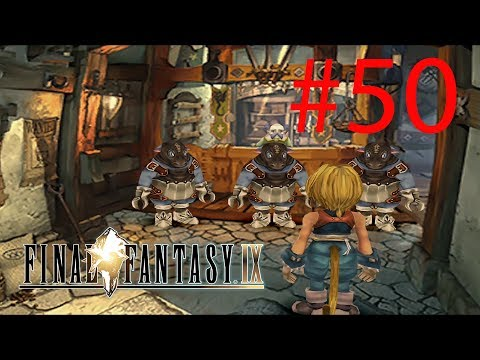 Guia Final Fantasy IX (PS4) - 50 - Trofeo Neros Trileros