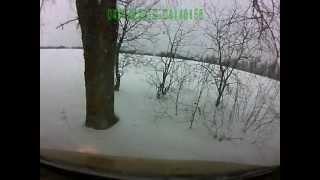 Дорожный инцидент (слет с трассы)(21,12,2012 около 14-00 слетел с дороги Малин-Черняхов (Житомирская область). Скорость около 60 км/ч, отвлекся на полс..., 2012-12-21T20:05:38.000Z)