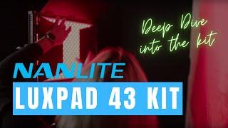 NanGuang Luxpad 43 Kit