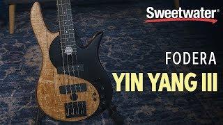 Fodera Yin Yang III Electric Bass Review