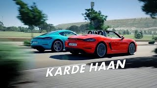 Karde Haan New Music Remix vs Porsche 718 (Creative Chores)
