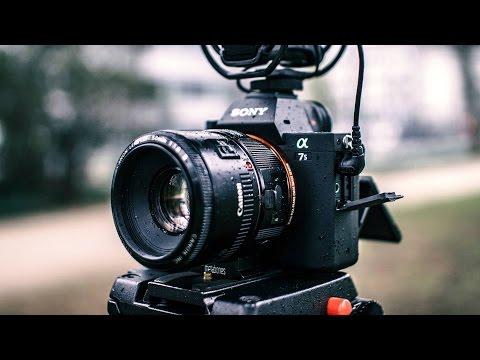 Best DSLR Cameras for Filming Videos-2017