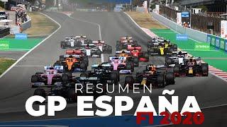 Resumen del GP de España - F1 2020